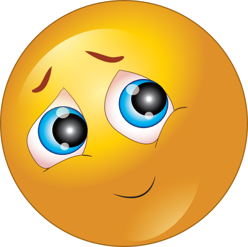 Shy clipart shy smile. Yellow smiley i royalty