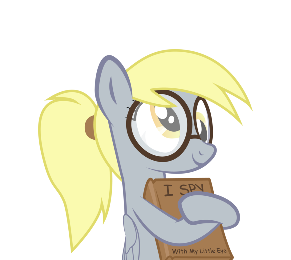Shy drawing nerd. Derpy by shyview on