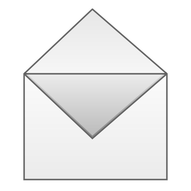 Sighting drawing envelope. Mail computer icons download