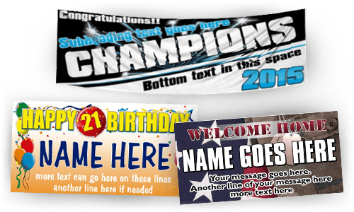 Sign Banner Png Picture 421640