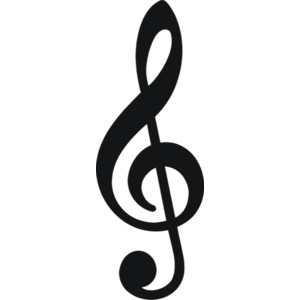 Sign clipart music. Notes panda free images
