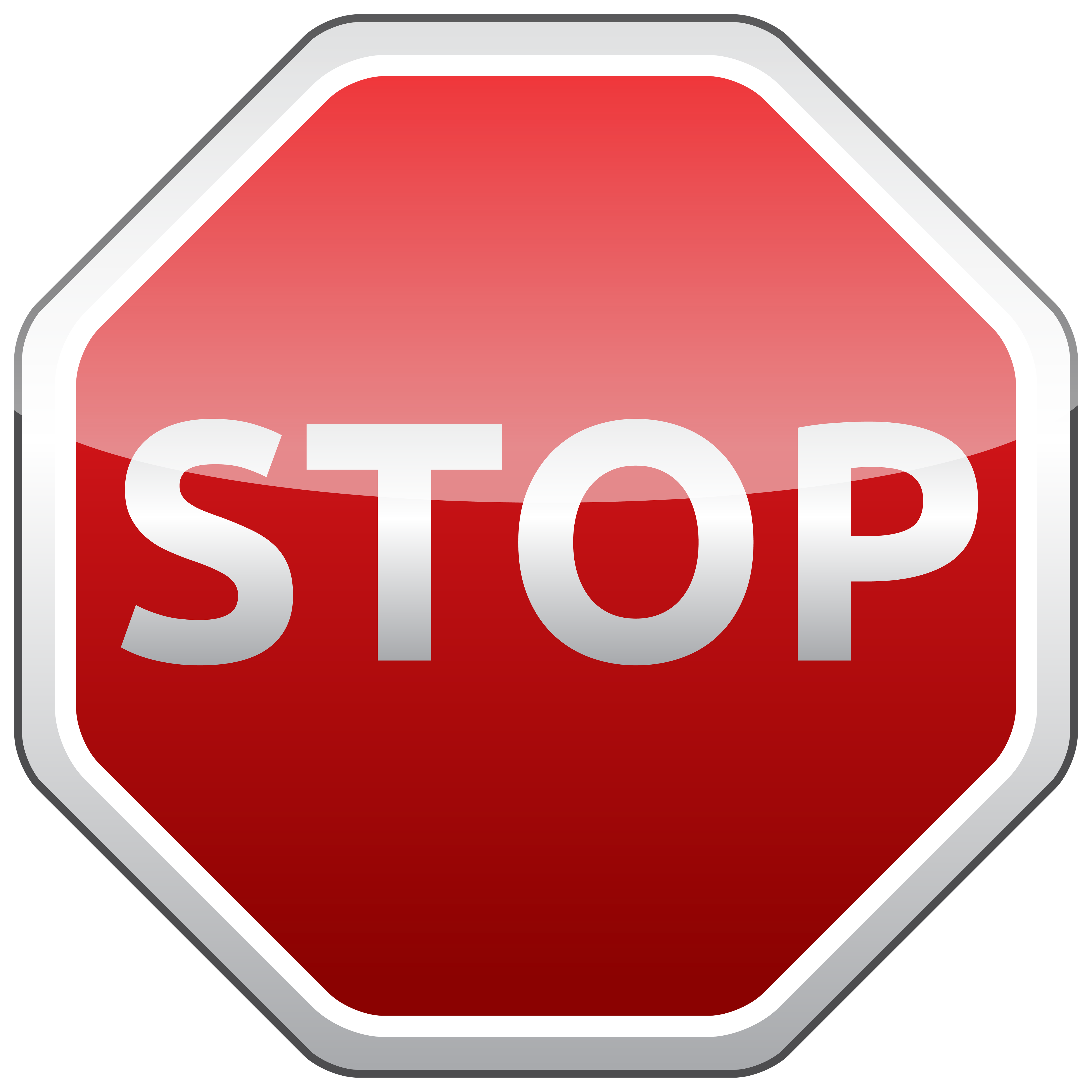 Stop clipart. Sign png best web