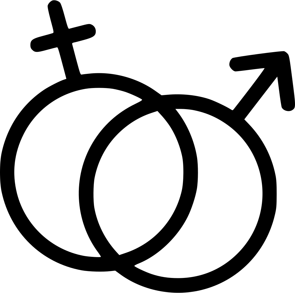 Sign svg gender. Signs png icon free