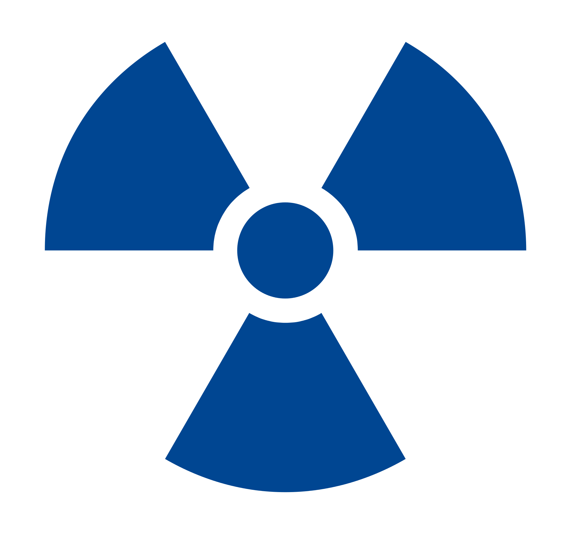 Sign svg radioactive. File blue wikimedia commons