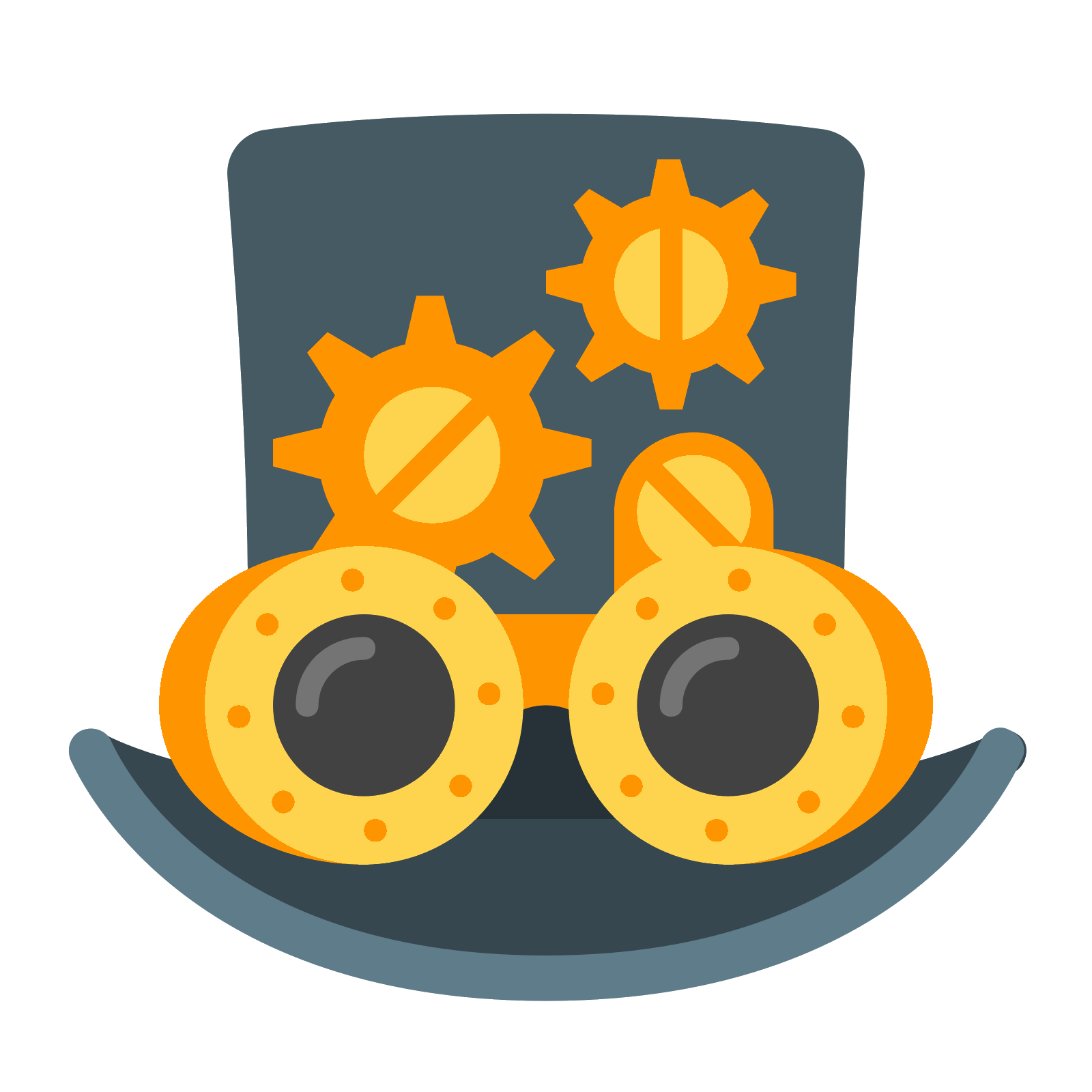 Signs vector steampunk. Icon free download png