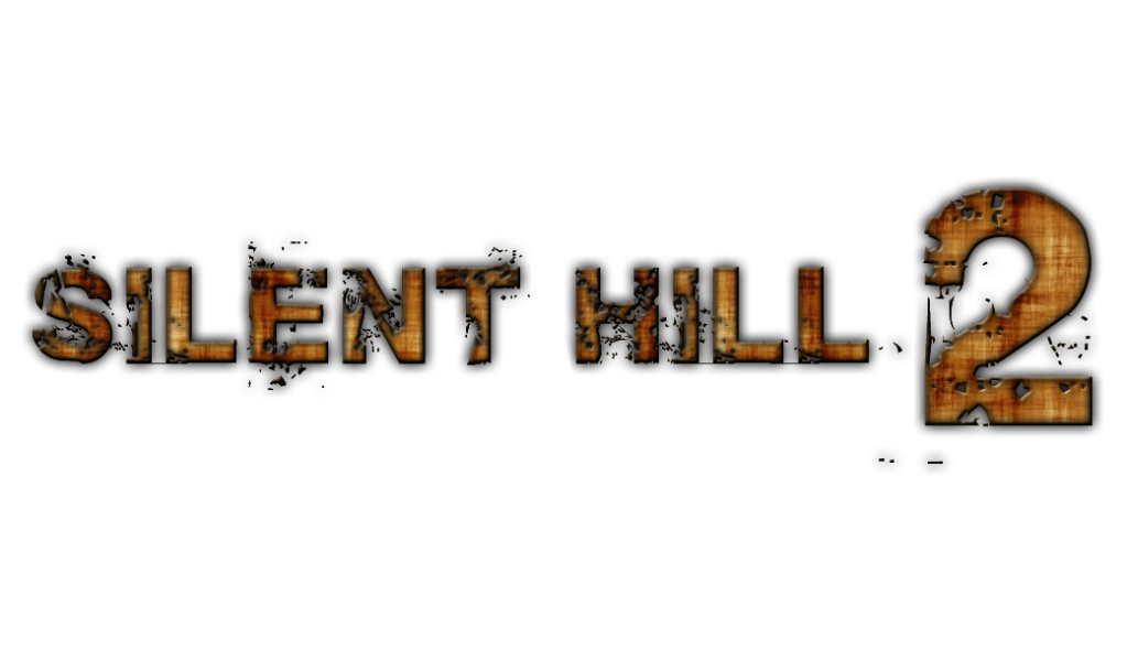 Silent hill 2 logo png. Wip they might work