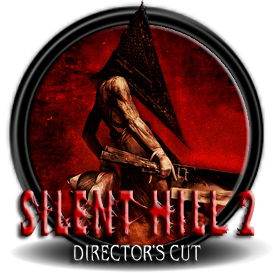 Silent hill 2 logo png. Director s cut by