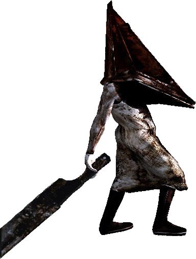 silent hill pyramid head png