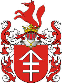 Heraldry vector family crest. Lis coat of arms