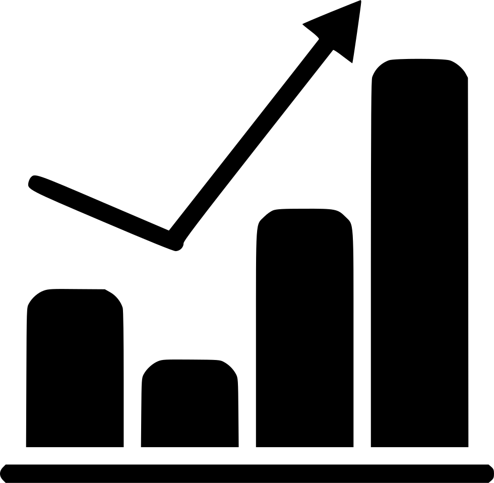 Silhouette bar png. Chart computer icons line