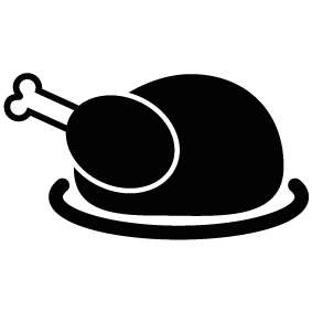 Silhouette clipart food. At getdrawings com free
