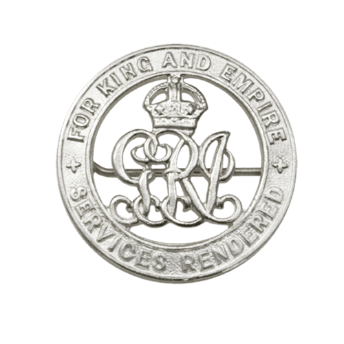 Silver badge png. War world wound medal