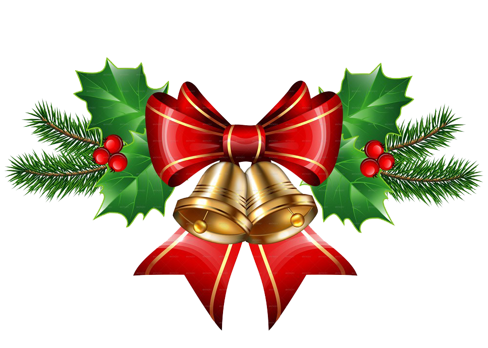 Silver christmas bell png image. Download transparent hq freepngimg