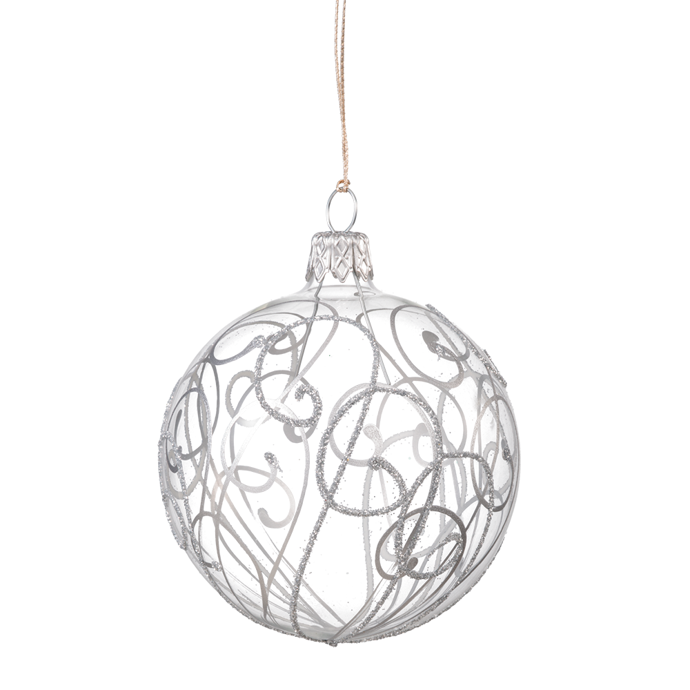 Silver christmas ornaments png. K the wohlfahrt online