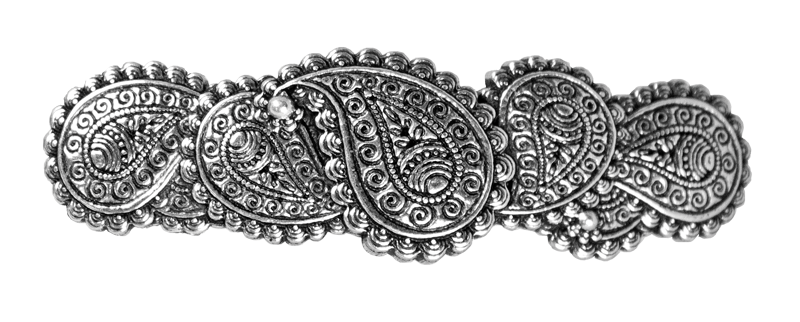 Silver clip designer. Collection of free claw