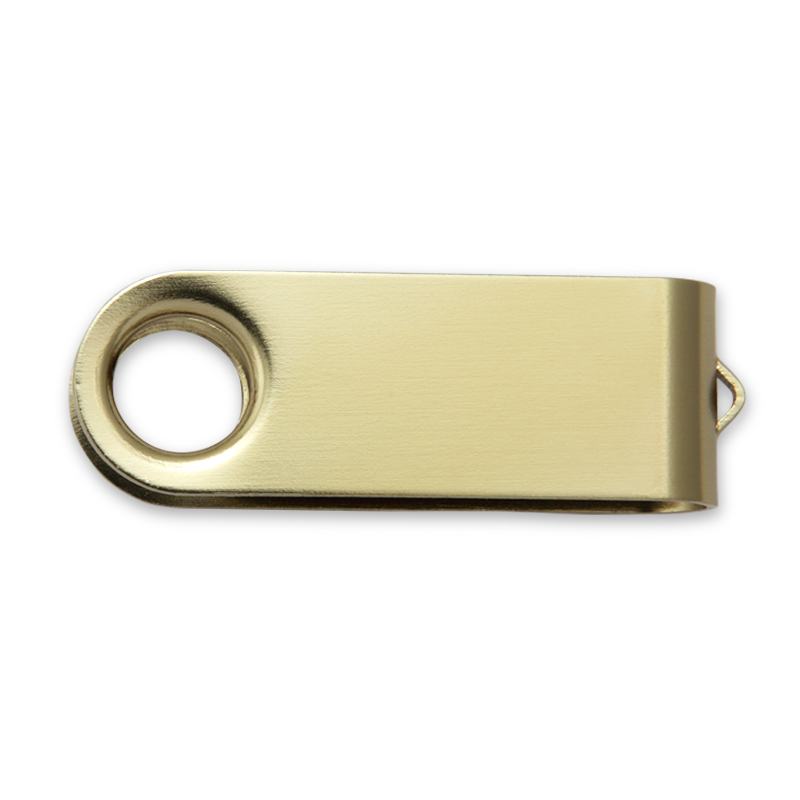 Silver clip dummy. Carbonized bamboo swivel flash