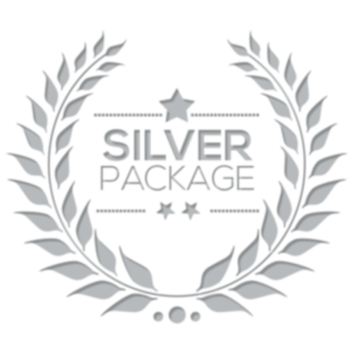 Silver crest png. Package the island now