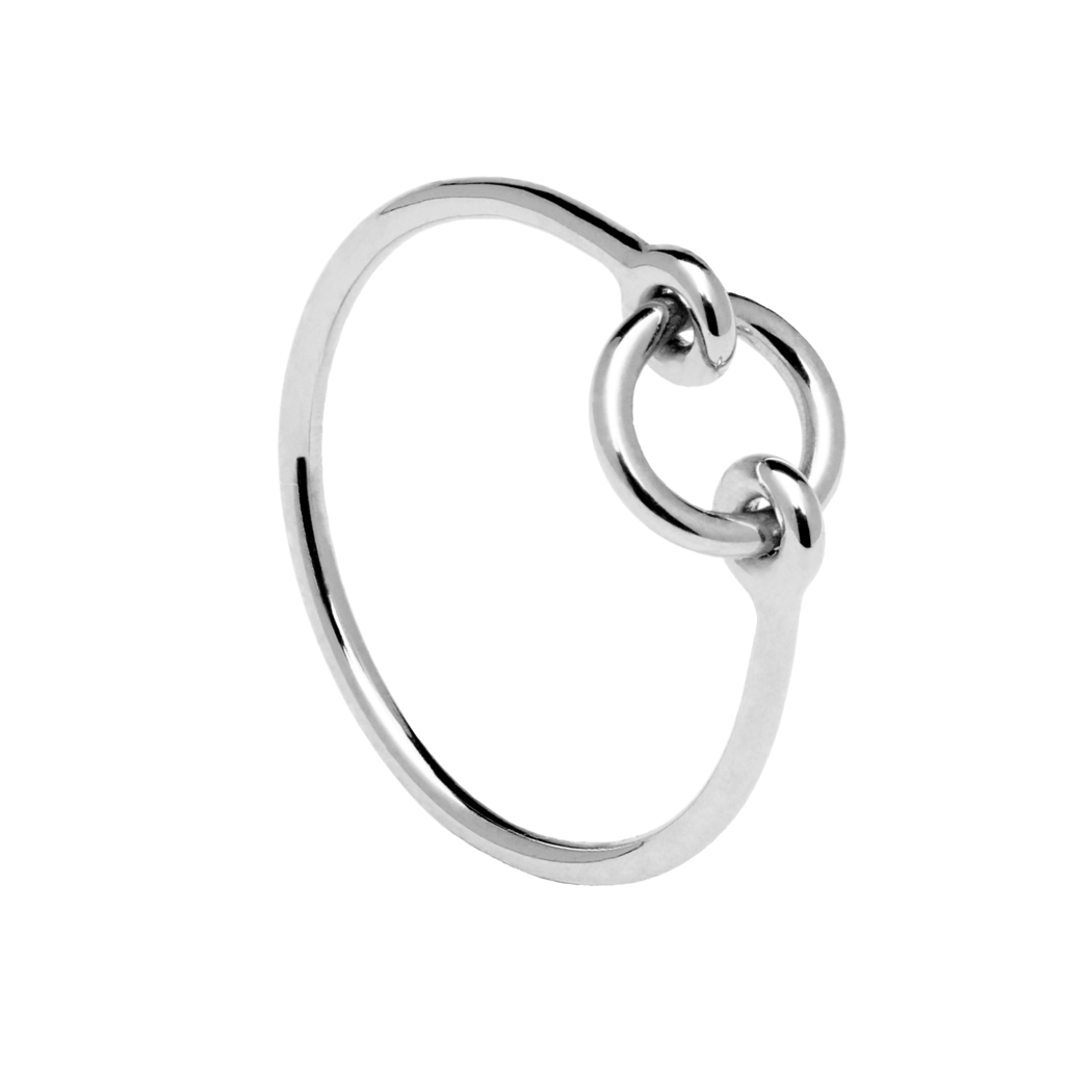 Silver drawing ring. Buy chance at p