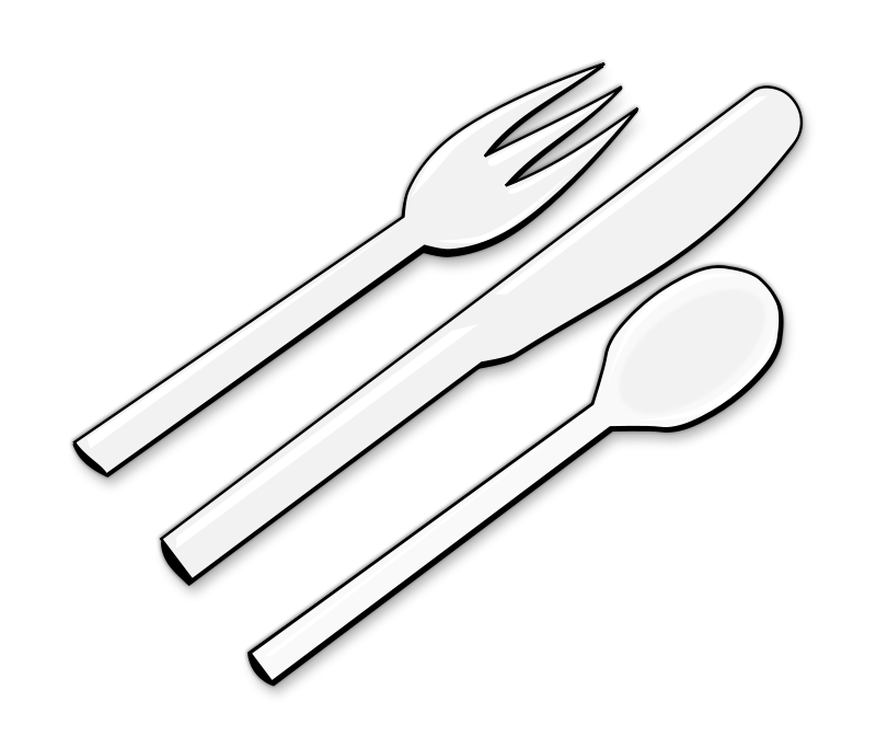 Jpg freeuse free download. Catering clipart silverware clip art transparent stock