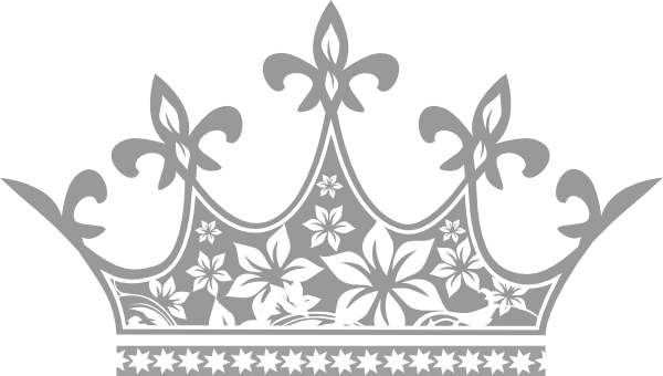 Queen clipart beautiful queen. Collection of silver