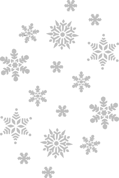 Silver snowflake png. Collection of clipart