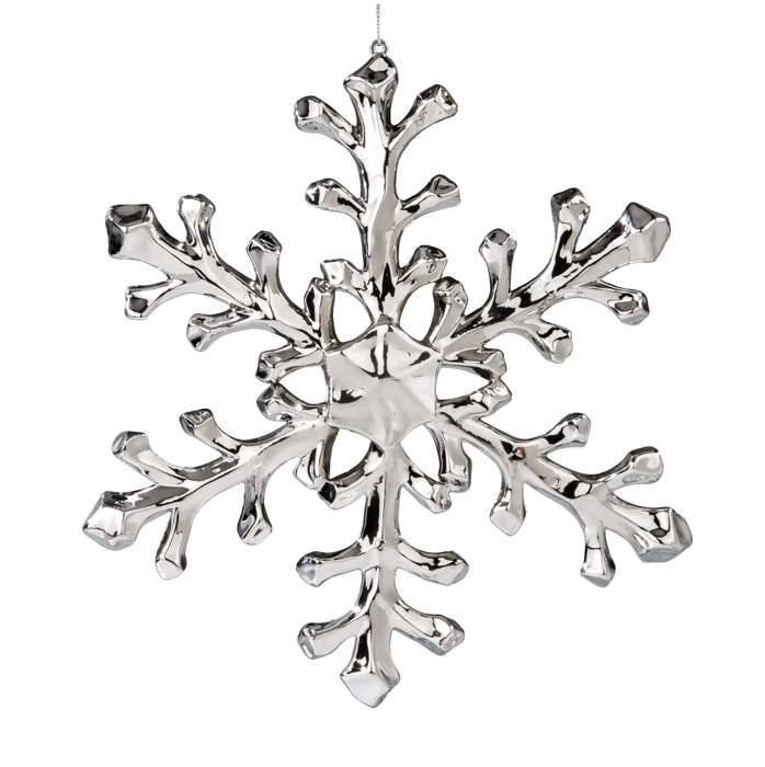 Silver snowflake png. K the wohlfahrt online