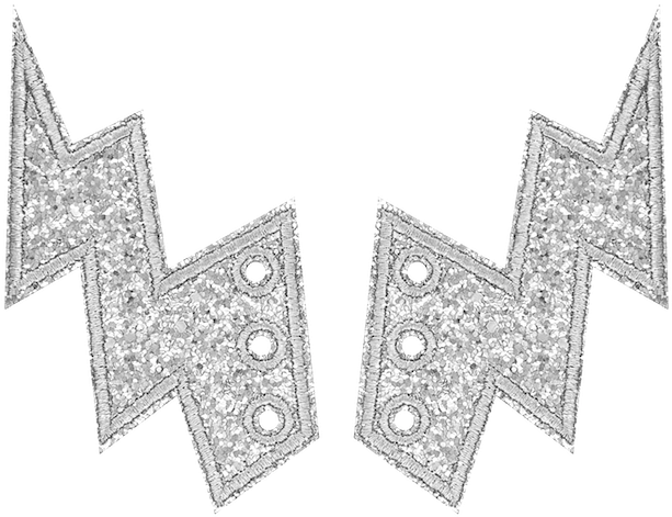 Silver sparkles png. Download shwings sparkle shoe