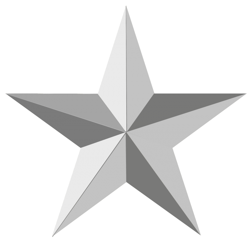 Silver star png. Free images toppng transparent