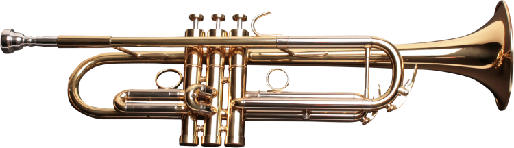 Silver trumpet bell png. Bill pfund bb yellow
