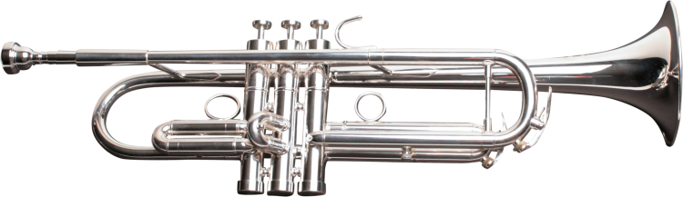 Silver trumpet bell png. Bill pfund bb rose