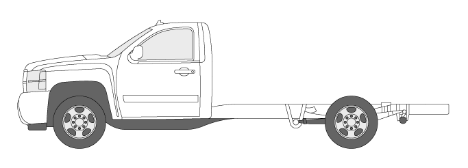 Silverado drawing easy. How to know which
