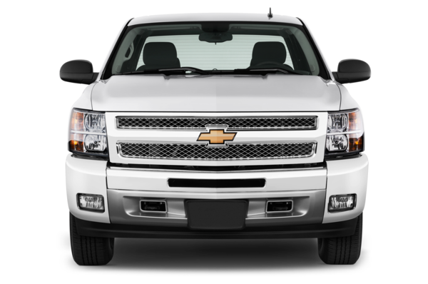 Silverado drawing front truck. Chevrolet lt extended cab
