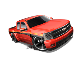 Silverado drawing lightning ford. Collector hot wheels diecast