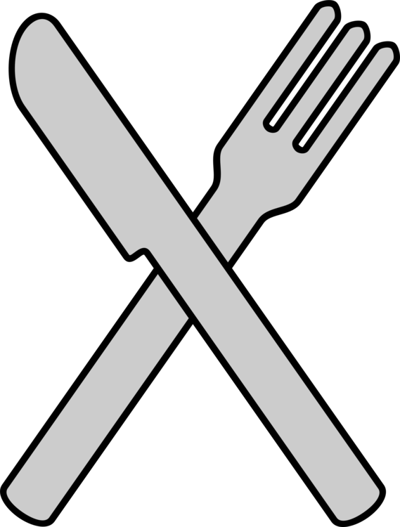Spatula clipart crossed. Knife fork computer icons