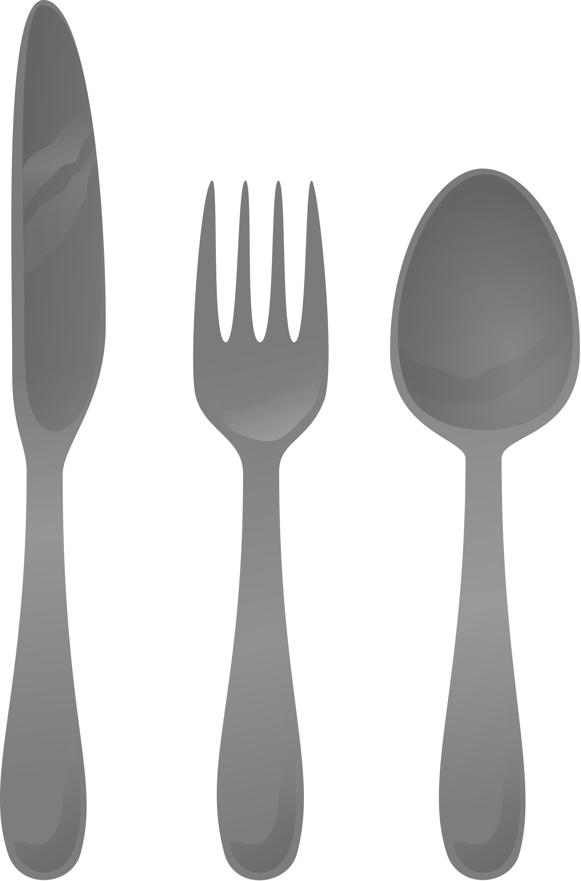 silverware clipart svg