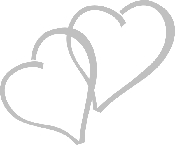 Silver heart png. Hearts cliparts abeoncliparts vectors