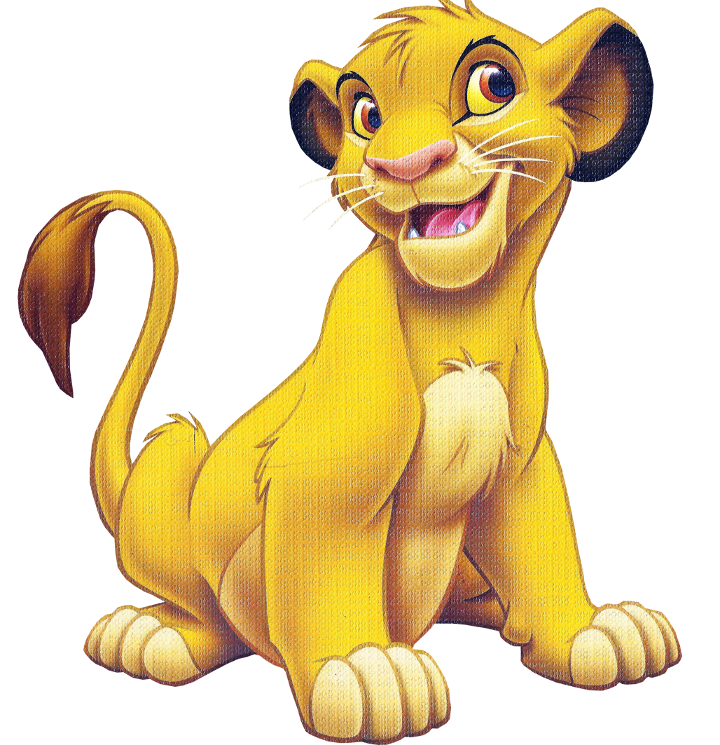 Simba lion king png. By rabies lyssavirus on