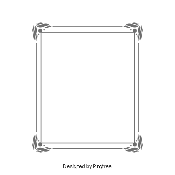 Simple frame vector png. Vectors psd and clipart