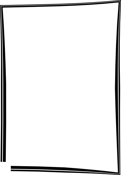 Simple frame png. Clip art at clker