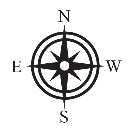 Simple compass png. Image