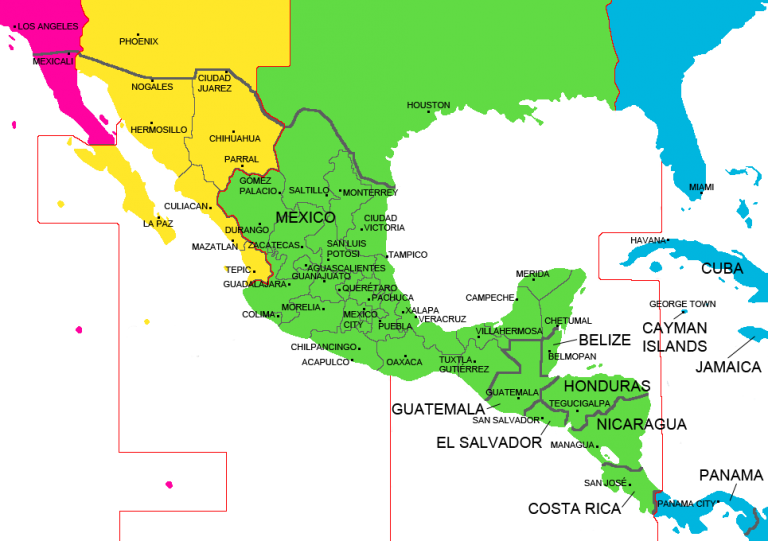 Simple Mexico Map Transparent Png Clipart Free Download Ya Webdesign