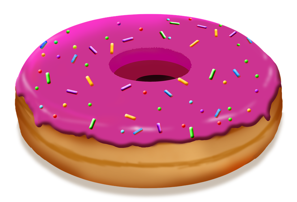 Simpson donut png. Magic feast your eyes