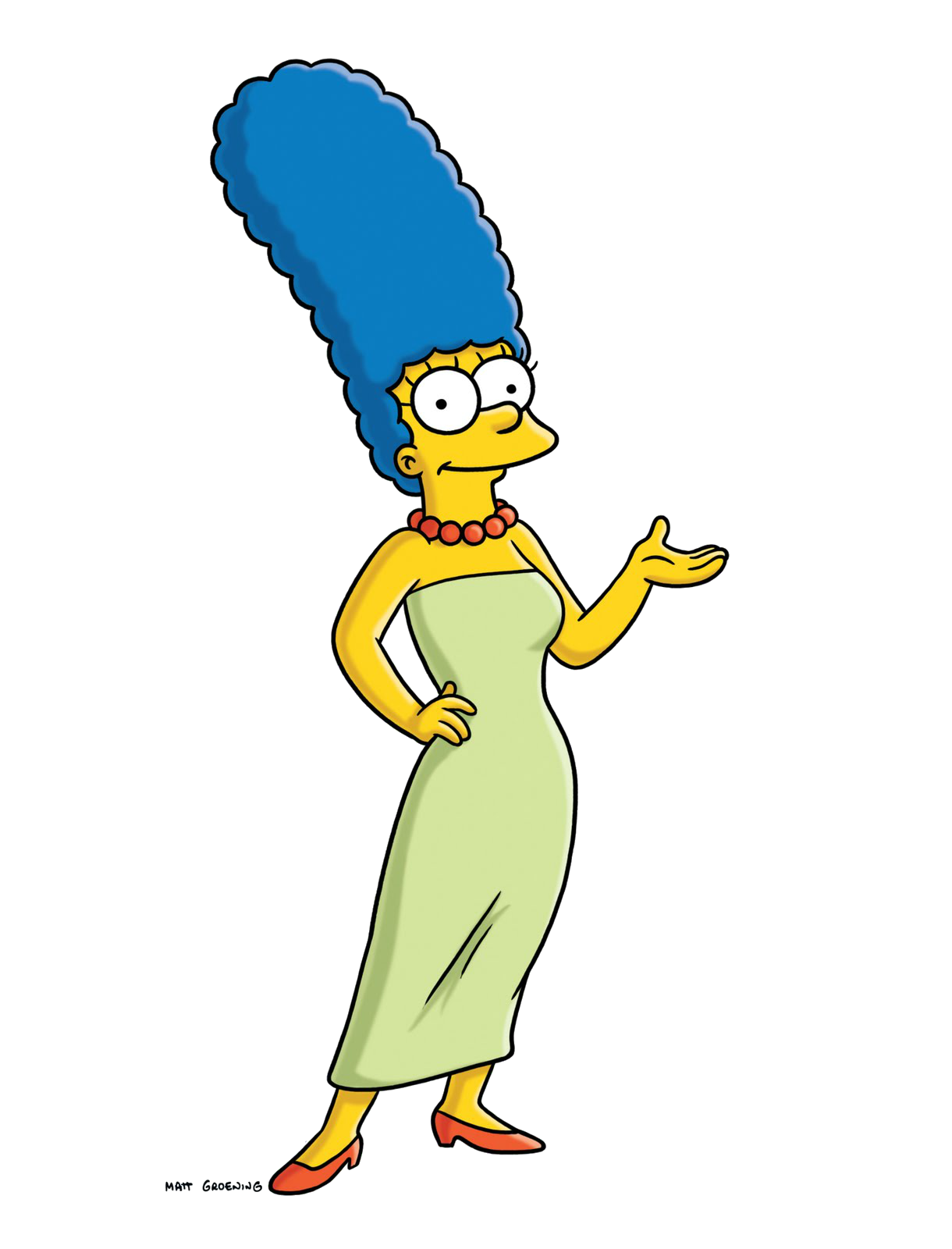 Simpsons characters png. Marge simpson pinterest cartoon