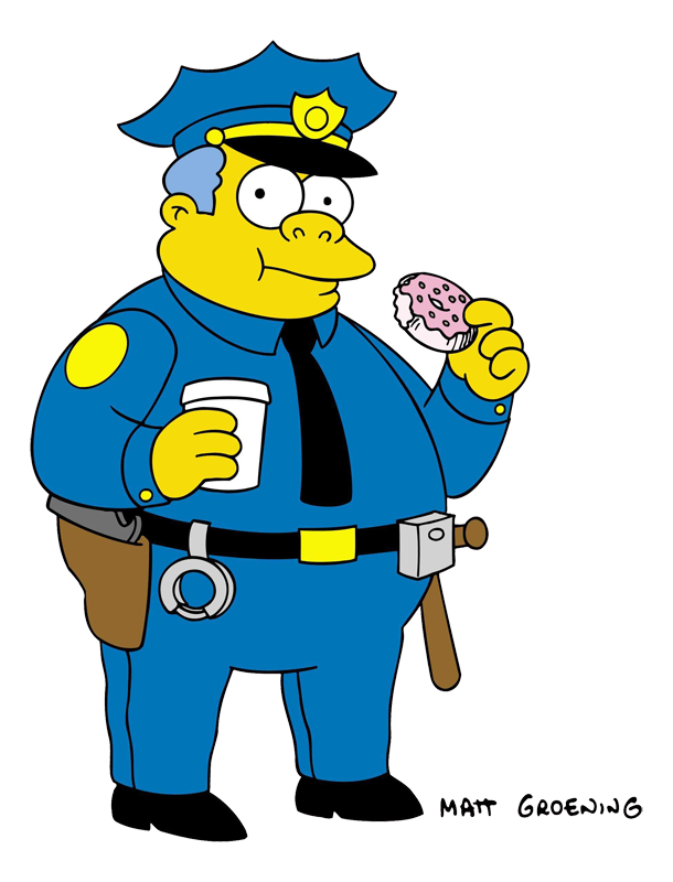 Simpsons characters png. Top supporting in the