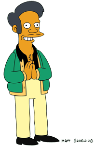 Nahasapeemapetilon wikipedia the simpsonspng. Simpsons drawing apu picture transparent stock