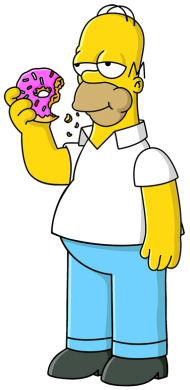 Wikipedia. Bart drawing homer simpson graphic freeuse library