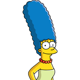 Simpsons marge png. Simpson icon iconset jonathan