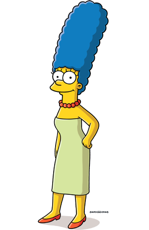 Simpsons marge png. Image margesimpson wiki fandom