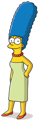 Simpsons marge png. Simpson wikipedia simpsonpng