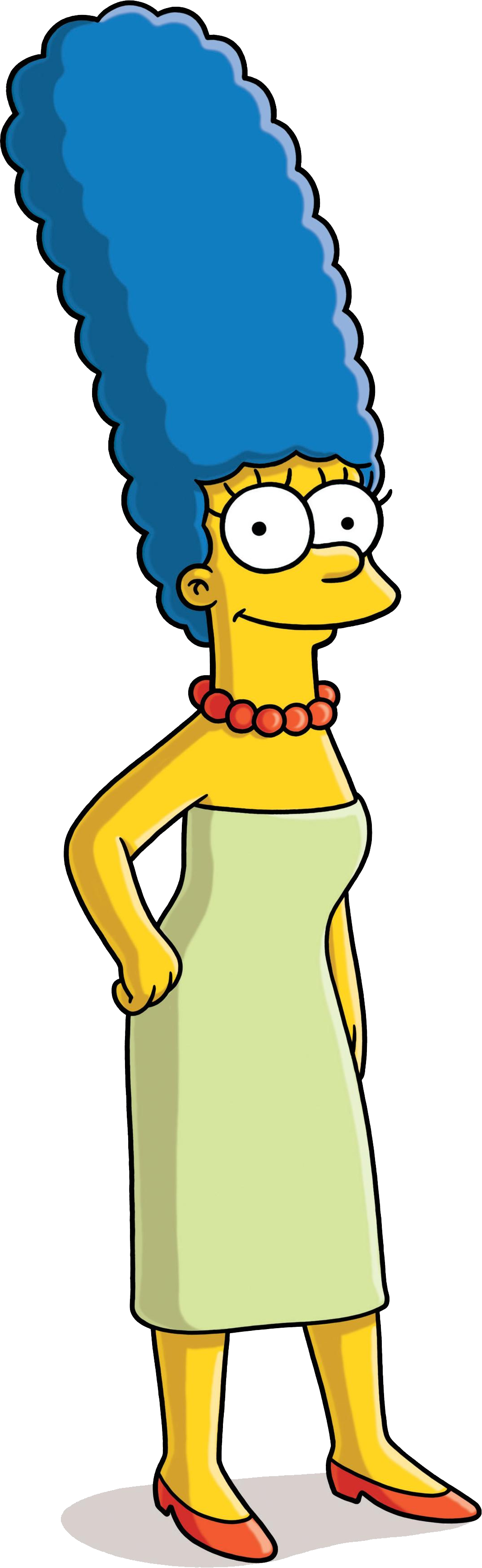 Simpsons marge png. Simpson